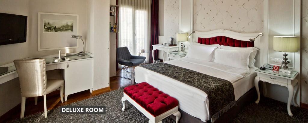 Hotel Amira İstanbul Oda