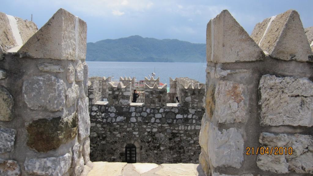 Marmaris Kalesi Manzarası