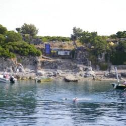Muğla Fethiye Gemiler Adası