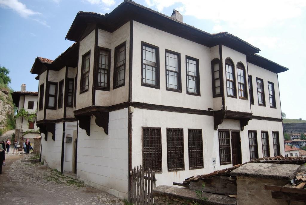 Tarihi Karabük Safranbolu Evleri
