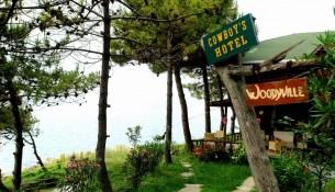 WOODY WILLE CAMP İçeri Görüntüsü
