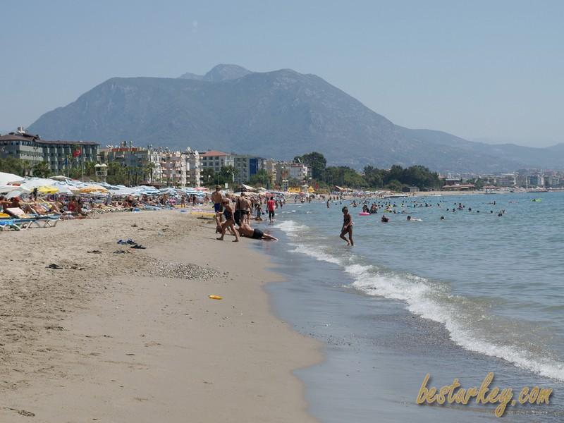 Alanya Keykubat Plajı