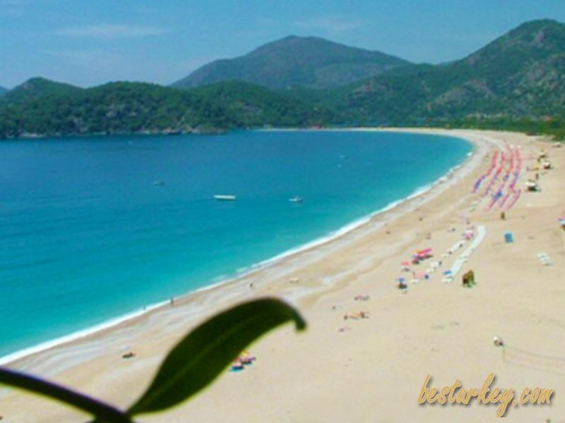 Alanya Portakal Plajı