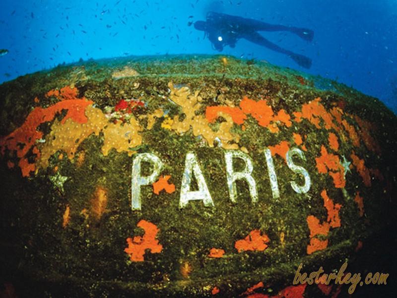 Kemer Paris Batığı
