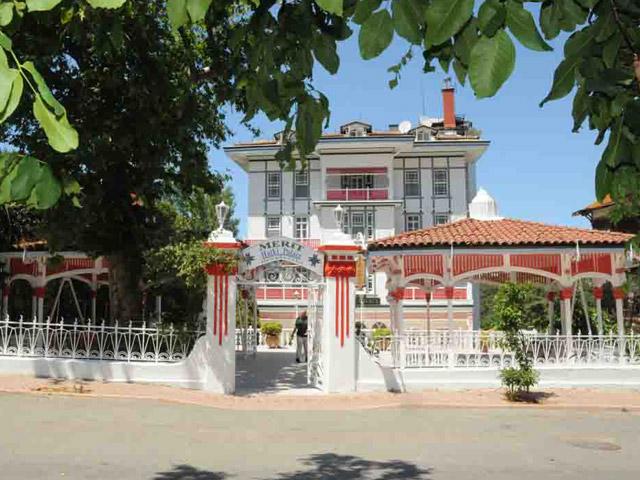 Merit Halki Palace Hotel Dış Görünüşü