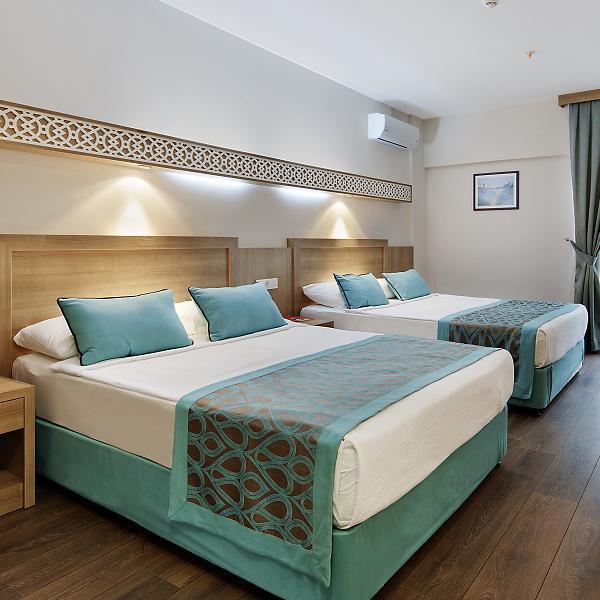 Meryan Otel Alanya Otel Odası