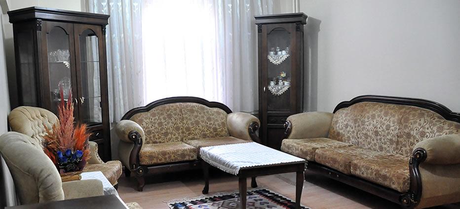 Mardin Öğretmenevi Dinlenme Salonu