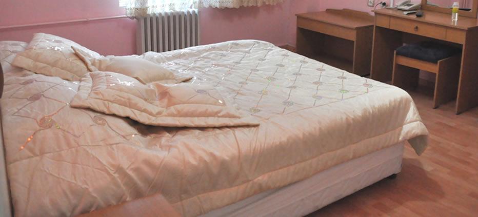 Mardin Öğretmenevi Yatak Odası