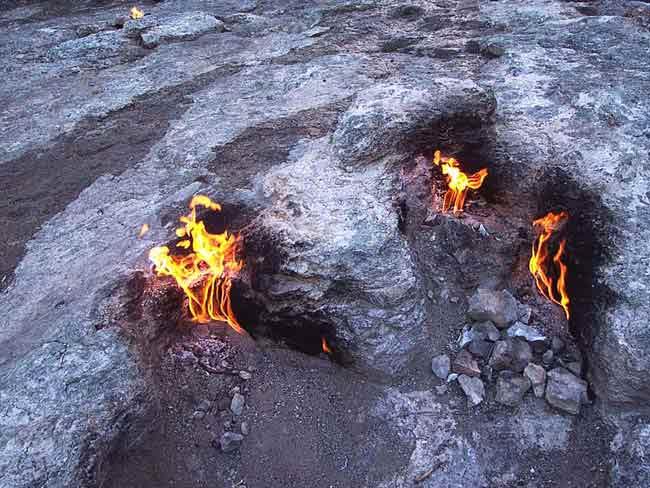 Çıralı Yanartaş (Khimaira)