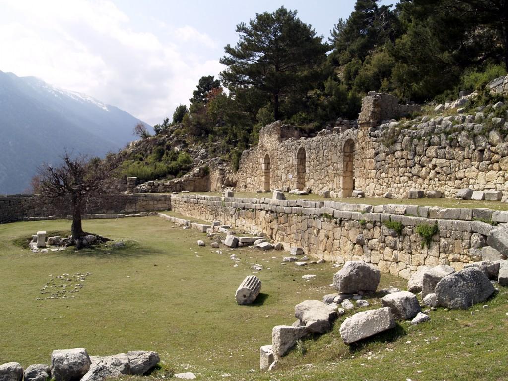 Arikanda (Arycanda) 2