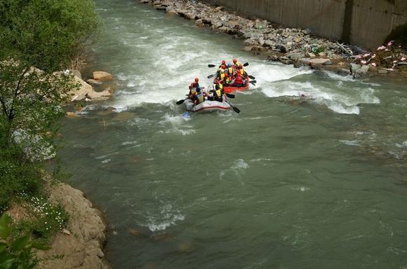 Artvin Çoruh Nehri