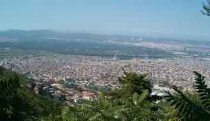Bursa Çekirge Manzarası