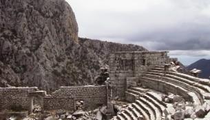 Termessos Antik Kenti 2