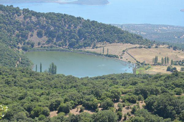 İzmir Dikili- Karagöl